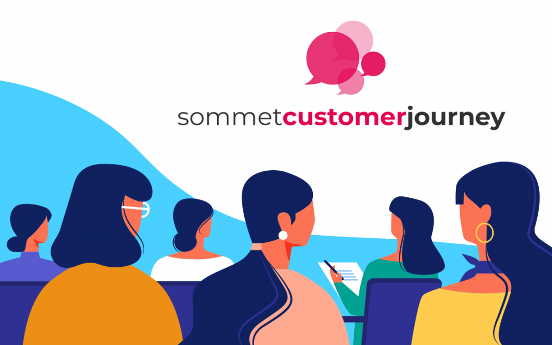 Sommet Customer Journey, on y était
